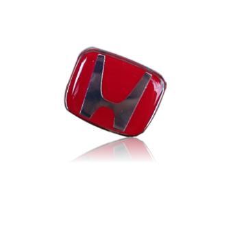 Emblem Logo Rs Mobil Honda Jazz Freed Crv Mobilio City Body Sticker Source · Brio Source Emblem Steer Stir Setir Mobil Logo Honda Merah CRV BRV