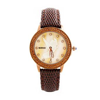 Equipn Ms. Popular Fashion Diamond Watches Dove Of Peace