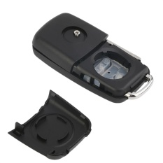 ERA 3 Button Remote Key Fob Shell Case With Uncut Blade For VW Polo GOLF New - Intl - Intl