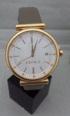 Esprit ES 108542001 - Jam Tangan Wanita - Strap Kulit (Grey)