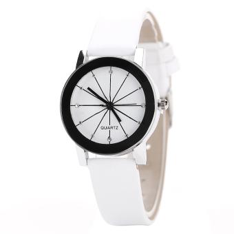 Fashion Lovers Quartz Watch (White) (Women)