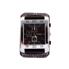 Men's Fashion Watches Square Fashion Watches Brown