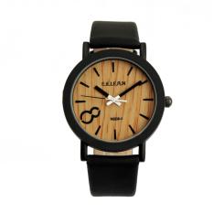 Feifan Simulation Wooden Quartz Watches For Men Casual Watch Wood Male Wristwatch (Intl)
