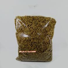 Felibite Makanan Kucing Repack 1kg Bentuk Ikan