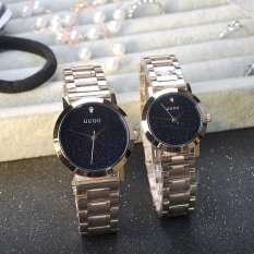 Foorvof GUOU Personalized New Watch Fashion With A Blue Sky Sand Damen Stainless Steel Chassis Ladies Watch