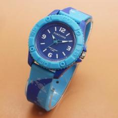 Fortuner FR876 - Jam Tangan Sporty Wanita - Analog Mode - Full Rubber