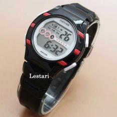 Fortuner - Original - Digital - Jam Tangan Sport Anak Dan Remaja New Edition - Rubber