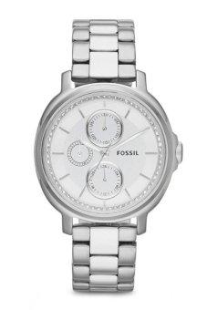 Fossil Chelsey ES3355 Jam Tangan Wanita Silver