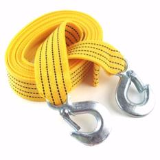 Four- U Tali Derek Mobil Emergency Tow Rope - 3M - Yellow