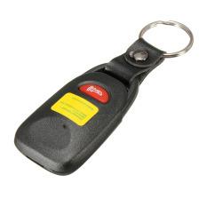 315MHz 2 Buttons + Panic Keyless Entry Remote Key Fob For Hyundai Santa Fe Tucson