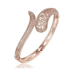 G064Good Quality Nickle Free Antiallergic 2015 New Fashion Jewelry 18K Gold Plated Bracelets (Intl)