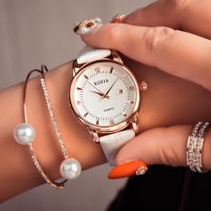 Gaya Korea dari berlian menonton siswa menonton wanita jam tangan
