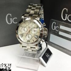 Gc Guess Collection Original Swiss Made X73001M1S (Silver)