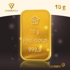 Gold Antam Emas Logam Mulia 10 Gram