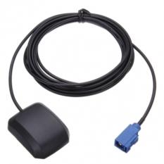 GPS Antenna For Fakra VW MFD2 RNS2-510 Golf5 MFD3 Mercedes Benz (Intl)