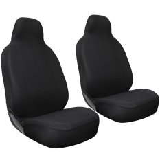 Gudang Leather Sarung Jok Mobil Toyota Calya (Hitam) / Bahan Oscar