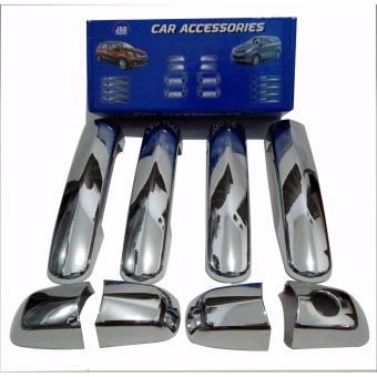 ... Autofriend DOOR GUARD KARET Pelindung Pintu Protection Aksesoris Mobil Modifikasi AI CBB3077 Toyota