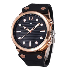 Hazyasm New Hot Authentic V6 Watch Men's Sports And Leisure Fashion Quartz Watch Fashion Watch Male