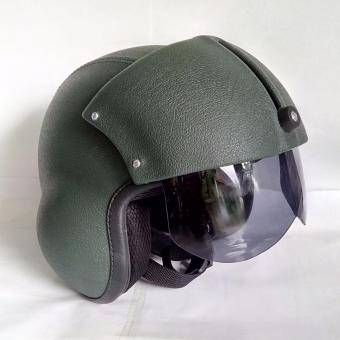 Helm Pilot Visor Army Limited Edition