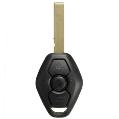 HKS Entry Remote Key Fob Transmitter Clicker W / Uncut Blade 315MHz For BMW E46