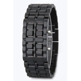 HKS Womens Black Plastic Strap Watch SF8145482863AI (Intl)