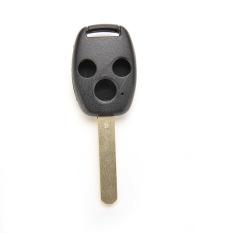 HomeGarden Car Key Shell Case 3 Buttons For Honda CRV HRV (Intl)