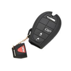 HomeGarden Car Smart Key Case Cover For Chrysler Dodge Jeep VW (Intl)