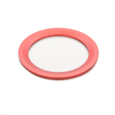 HomeGarden Car Steering Wheel Center Ring Cover Decoration For BMW (Red) (Intl)