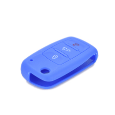 HomeGarden Keyless Entry Remote Holder For VW Volkswagen Jetta Passat Sea Blue (Intl)