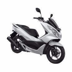 Honda All New PCX 150 Glamour White OTR Denpasar