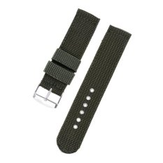 Hot Selling Fashion Watch Wristband For General Watch-Green 22Mm - Intl