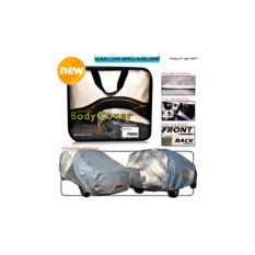 Impreza Body Cover Mobil Mitsubishi Pajero Sport - Grey/selimut mobil/pelindung mobil