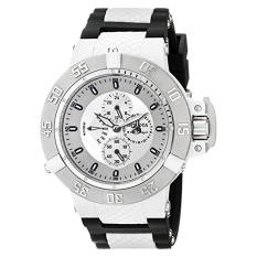 Invicta Men's 17113 Subaqua Analog Display Japanese Quartz Black Watch (Intl)