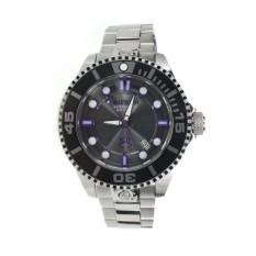 INVICTA Men's Silver Stainless Steel Watch 19801
