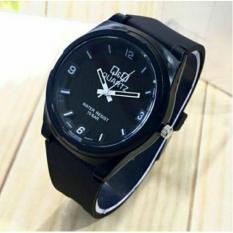 Jam tangan pria/wanita Q&Q P4DW analog-anti air