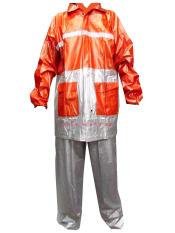 Jas Hujan Layar Suit Big Top - Jingga