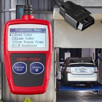 JinGle Scanner Diagnostic Code Reader New MS309 OBD2 OBDII Car Diagnostic Tool - intl