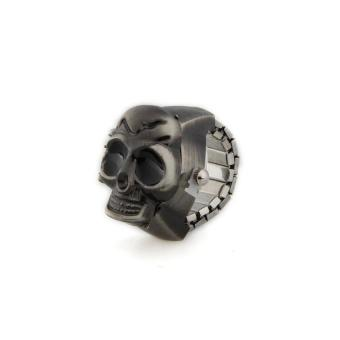 Olahraga Jam Tangan. Source · JOR Elastic Quartz Skull Pocket Men Finger .