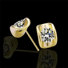 JXGO 2017 Fashion New European And American Popular Creative Classic Classic Earrings - Intl