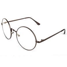 Kacamata Bulat Gaun Up (Perunggu)