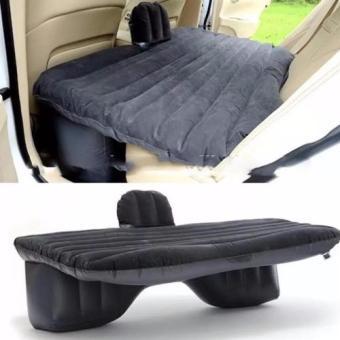Kasur Matras Angin Mobil Untuk Travel Inflatable Smart Car Bed (Abu-Abu)