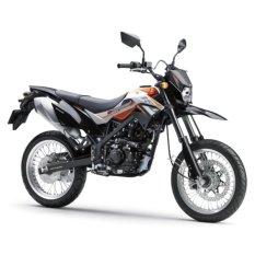 Kawasaki D-tracker [Orange] khusus JADETABEK - Uang Muka Cicilan