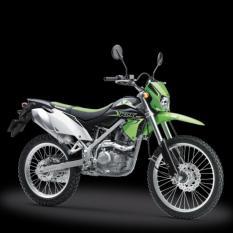 Kawasaki KLX 150 BF [Hijau/Orange] JADETABEK-- Uang Muka Cicilan