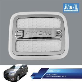 Kijang Innova Tutup Tangki Bensin JSL/Tank Cover Luxury White