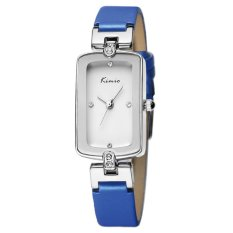 KIMIO Brand Rectangle Dial Classic Simple Design Quartz Watch