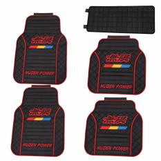 Klikoto Karpet Mobil Universal Model Mugen Power - Black