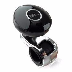 Klikoto Power Handle Steering Knob / Steering Wheel Spinners Black Label