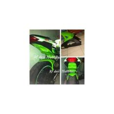 Kondom Arm / Huger / Speakboard Kolong Ninja 250Fi Model Ke - 3 ( Cek Stok
