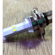 LAMPU 6 LED UTAMA RTD H4 HI/LO MOTOR MOBIL