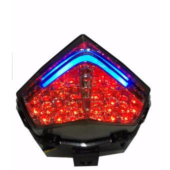 Lampu Stop LED New Vixon Rem.Sen.Senja 3 In 1